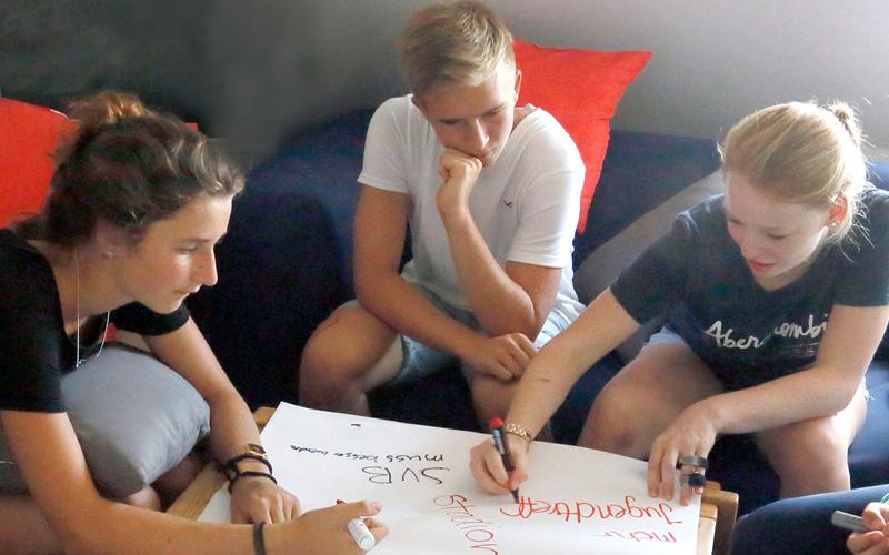 LoBiN setzt an den Bedürfnissen von Kindern und Jugendlichen an